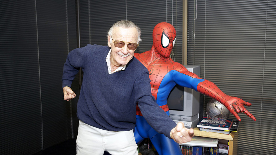 Stan Lee-Spiderman-Photofest-H-2019
