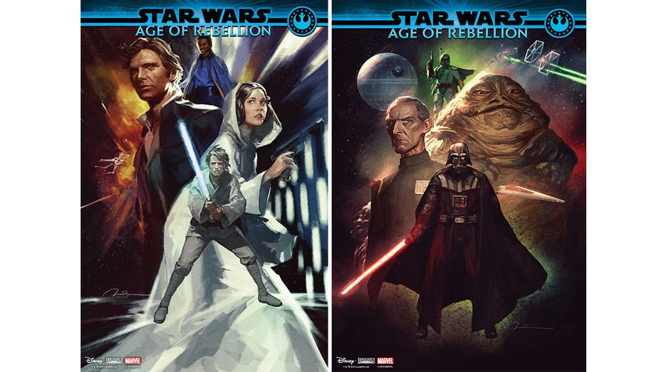 Star Wars Age of Rebellion -Gerald Parel Marvel Entertainment- H 2019