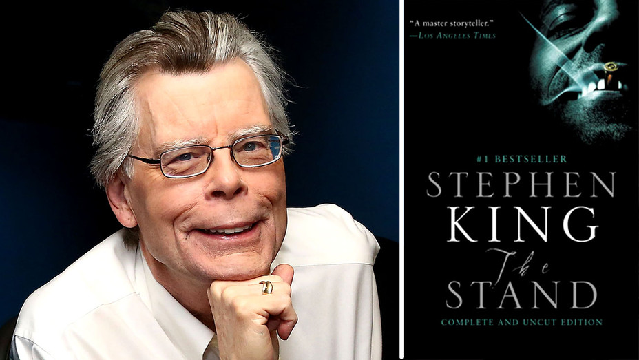 Stephen King -THE STAND-Getty-Publicity-H 2019