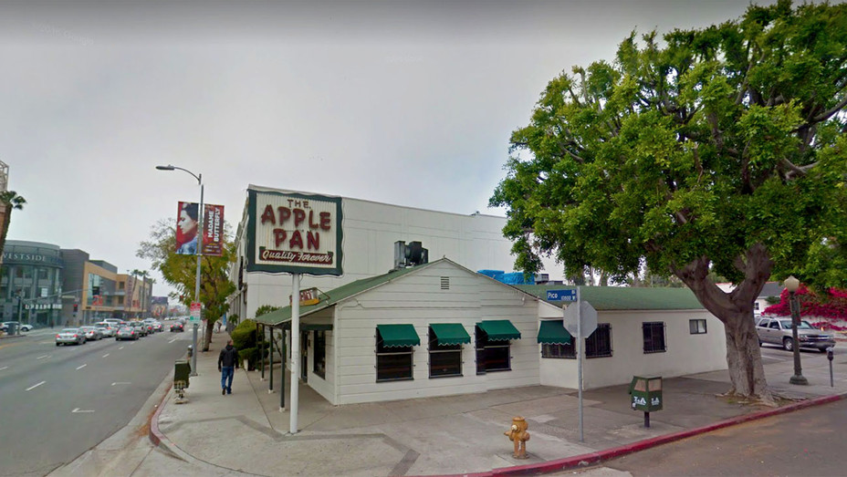 Google Maps - The Apple Pan Screen Shot- H 2019