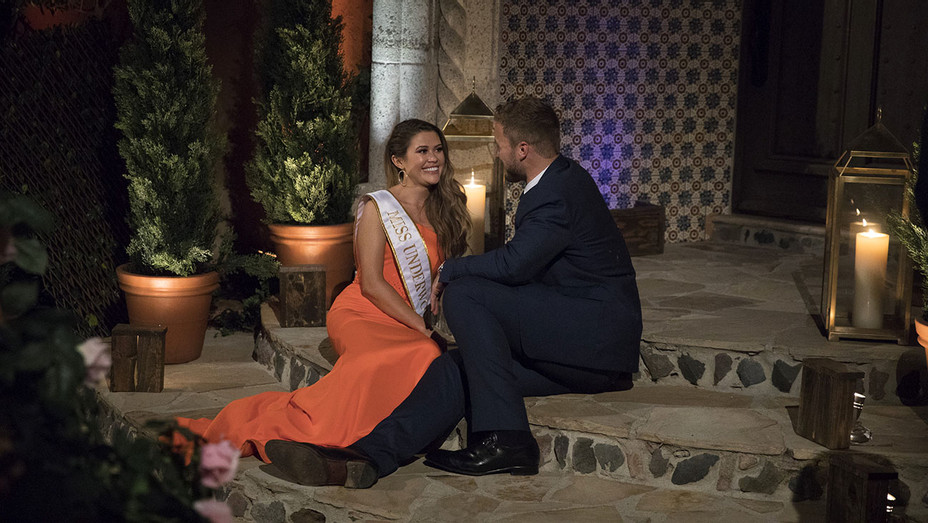 The Bachelor-Colton Underwood and Caelynn-Publicity Still-H 2019