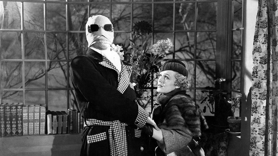 The Invisible Man-1933-Publicity Still-Photofest-H 2019