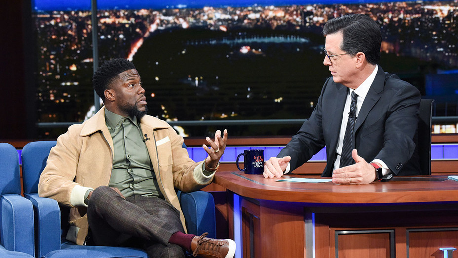 The Late Show with Stephen Colbert and guest Kevin Hart - Publicity - H 2019