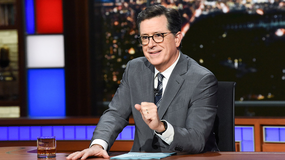 The Late Show with Stephen Colbert_Stephen Colbert_3 - Publicity - H 2019