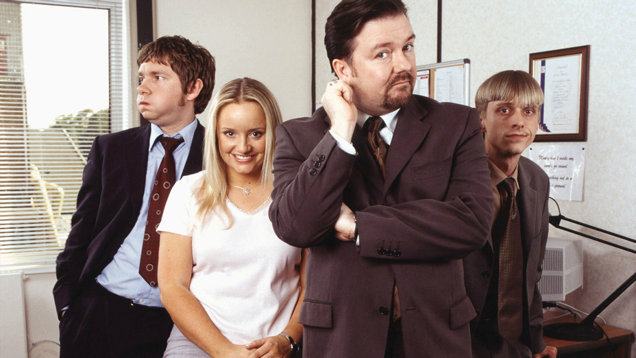 The Office UK - H - 2001