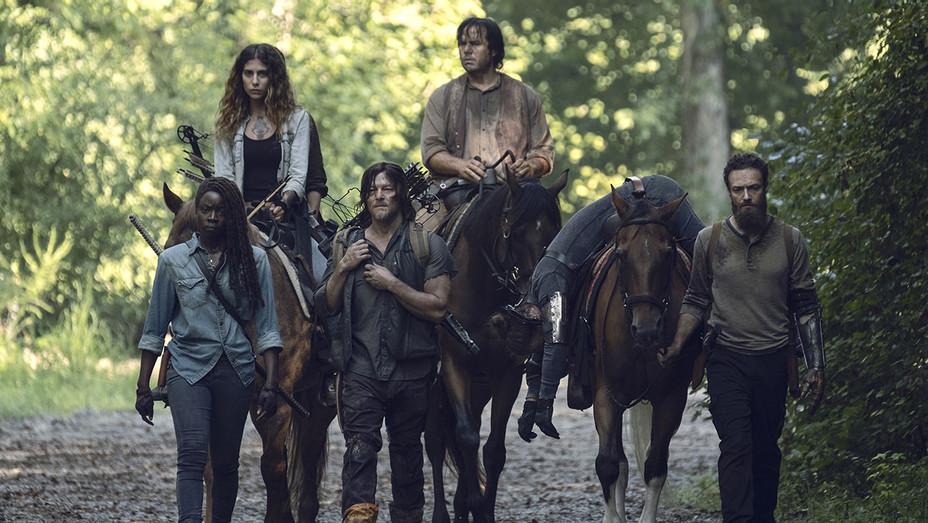 The Walking Dead-Publicity Still-H 2019