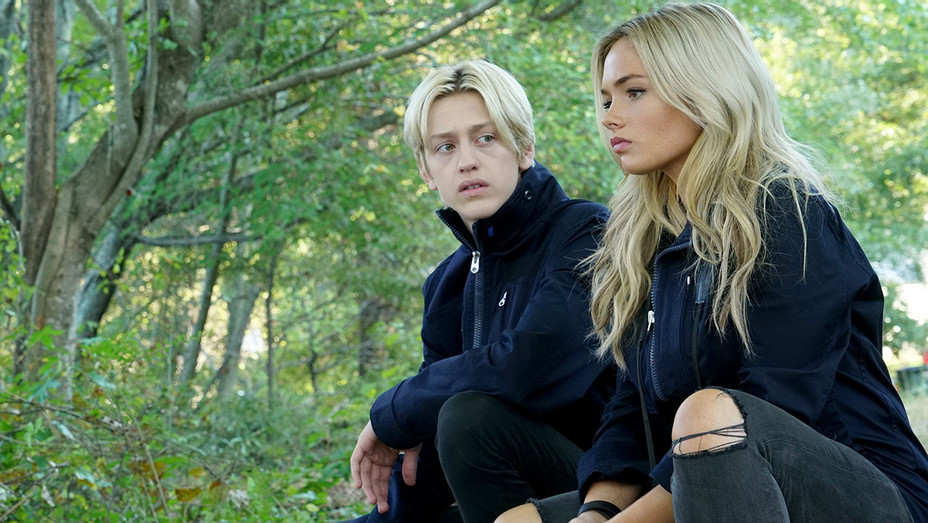THE GIFTED - eneMy of My eneMy- Percy Hynes White and Natalie Alyn Lind - Publicity-H 2018