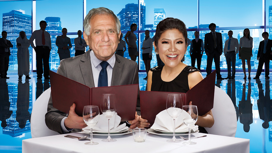 Les and Julie Chen Moonves Dining Comp - iStock - H 2019