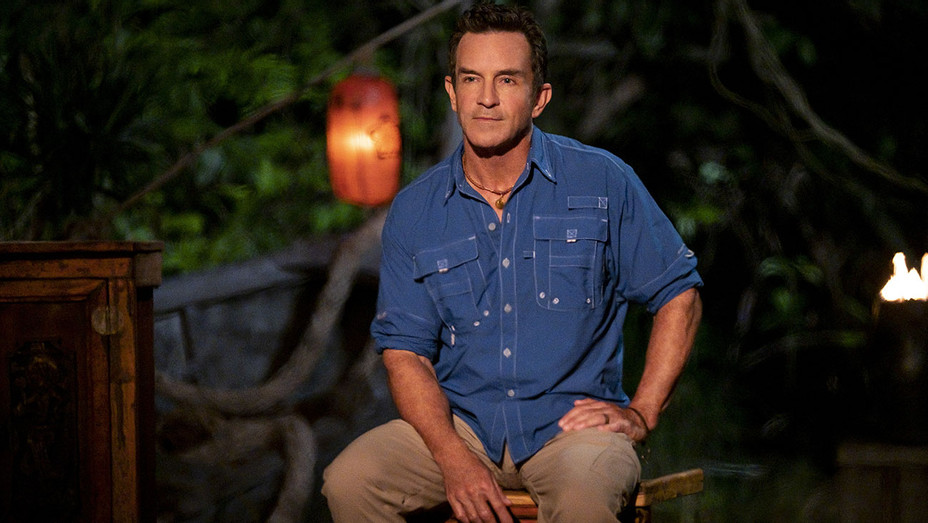 Jeff Probst on SURVIVOR: Edge of Extinction 9 - Publicity -H 2019