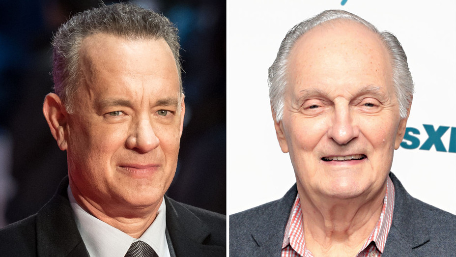 Tom Hanks- Alan Alda-Getty-Split-H 2019