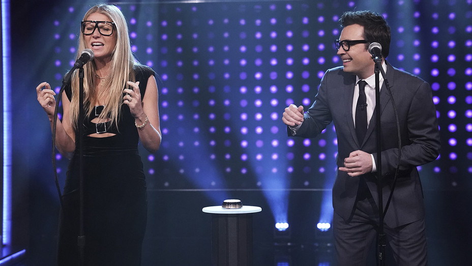The Tonight Show starring Jimmy Fallon and guest Gwyneth Paltrow - Publicity - H 2019