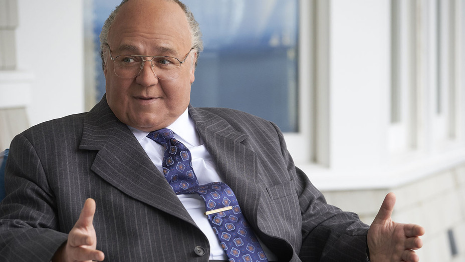 Russell Crowe as Roger Ailes in Showtime's Untitled Ailes project- Image 2 - Publicity-H 2019