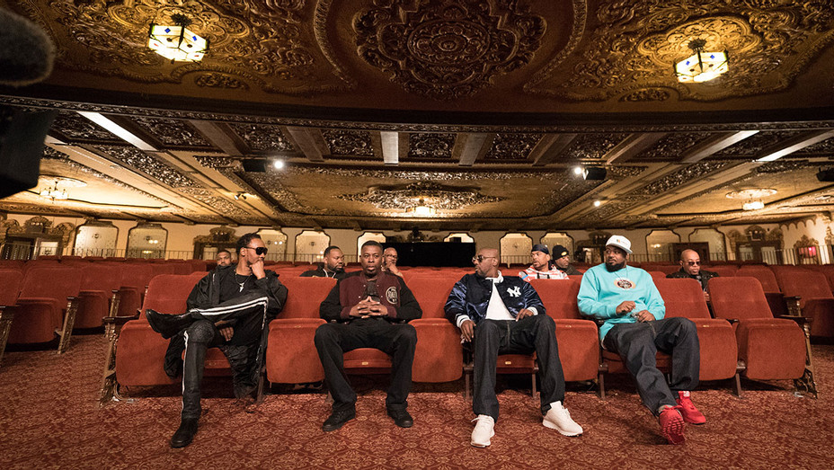 WU-TANG CLAN OF MICS AND MEN Still 1 - Sundance Publicity-H 2019