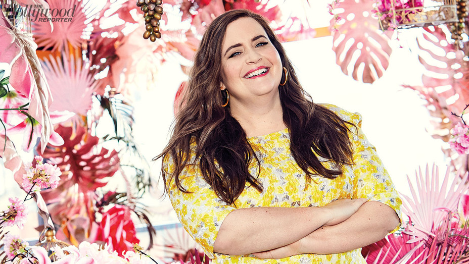 THR - Aidy Bryant - Photographed by Meredith Jenks - H 2019