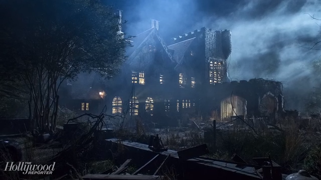 The Haunting Of Bly Manor Tv Review Hollywood Reporter