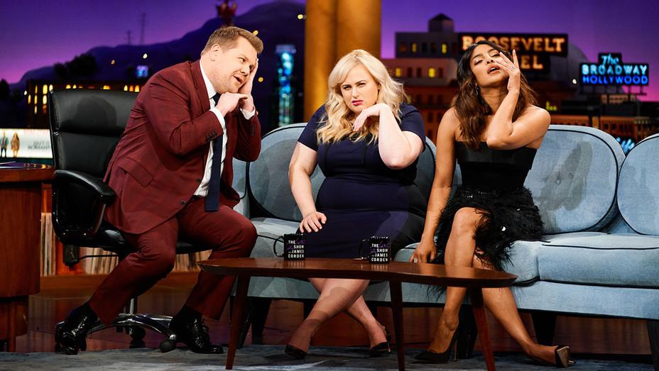 The Late Late Show with James Corden - Priyanka Chopra Jonas - Publicity-h 2019