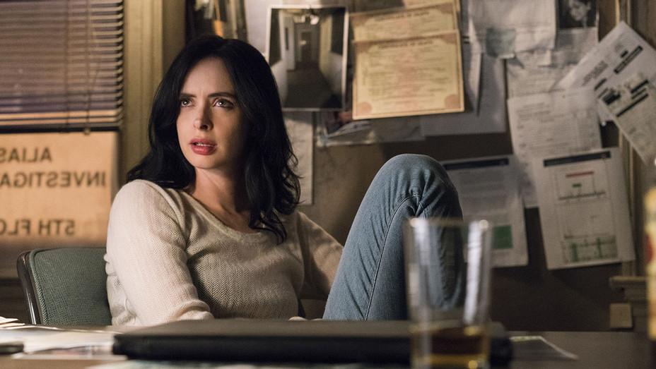 Marvel's Jessica Jones Episodic 4 - Netflix Publicity - H  - 2019