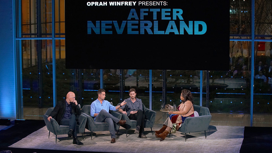 Oprah Winfrey Presents After Neverland -  HBO on March 4 - Publicity-H 2019