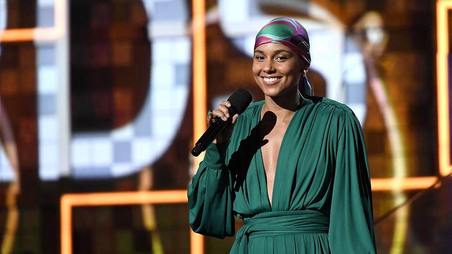 Alicia Keys hosting the Grammys 2019-Getty-H 2019