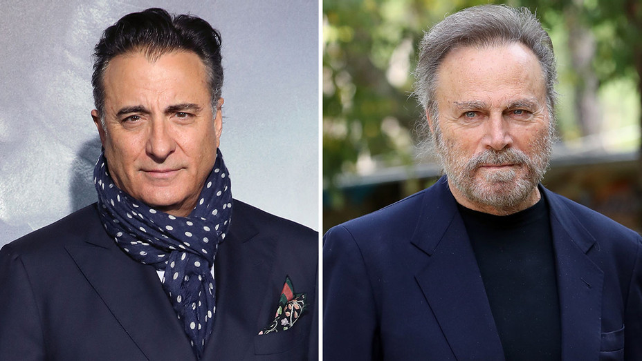 Andy Garcia and Franco Nero -Split-Getty-H 2019