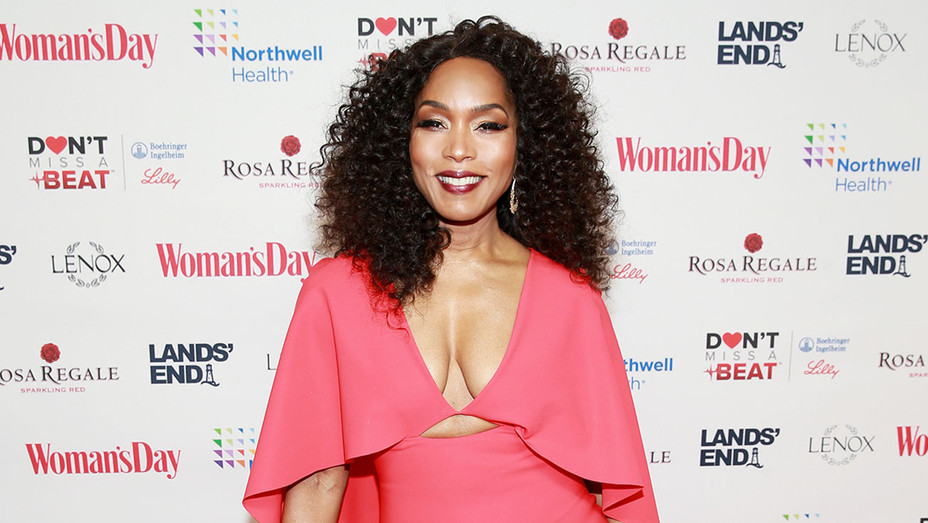 Angela Bassett attends Woman's Day Celebrates 16th Annual Red Dress Awards -Getty-H 2019