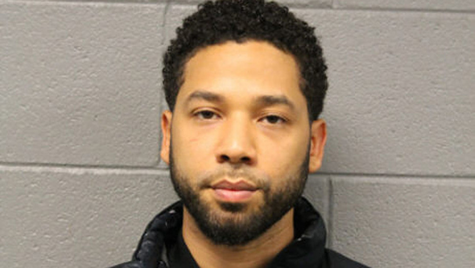 ONE TIME USE - Chicago Police Department shows Jussie Smollett - Feb. 21, 2019 - AP Photo 2019