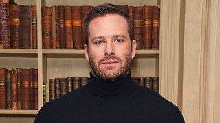 Armie Hammer to Star in 'Godfather' Making-Of Series at Paramount+