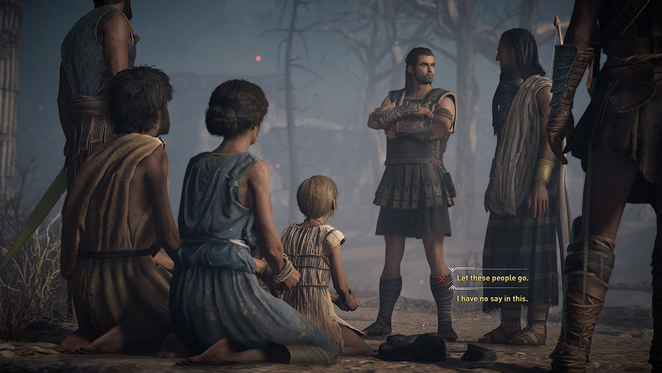 Assassin's Creed Odyssey -Publicity-H 2019