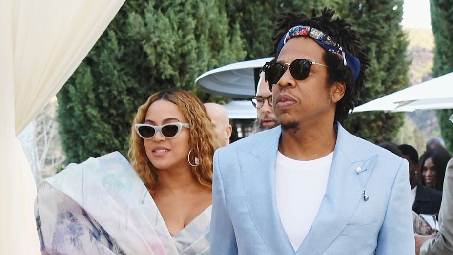 Beyonce and Jay-Z - Getty - H 2019