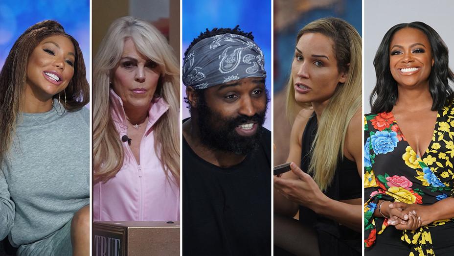 Big Brother Celebrity Edition - Publicity - H 2019