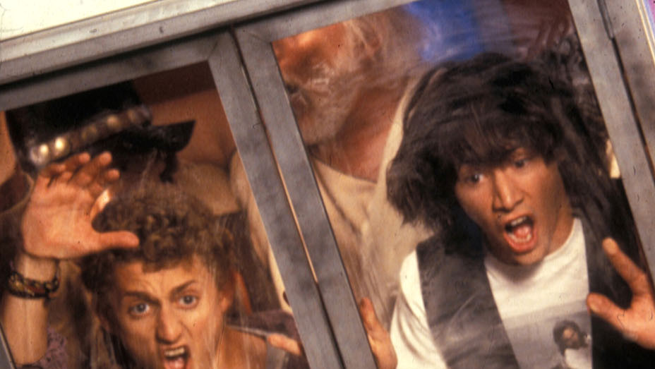 Bill and Ted's Excellent Adventure (1989) - Photofest-EMBED 5 -  2019