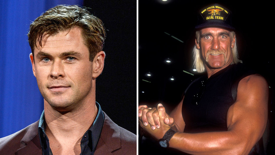 chris hemsworth-Hulk Hogan-Split-Getty-H 2019