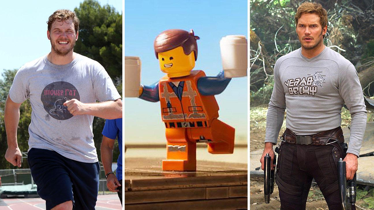 How Lego Movie 2 Pokes Fun At The Evolution Of Chris Pratt Hollywood Reporter