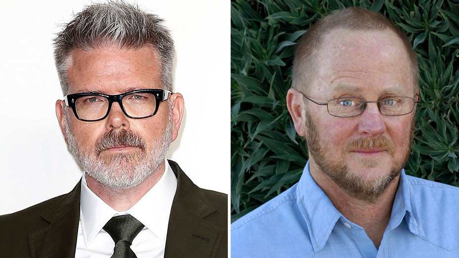 Christopher McQuarrie and Tony Peckham-Publicity -H 2019