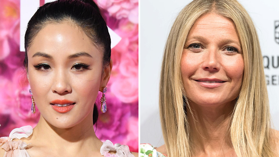 Constance Wu and Gwyneth Paltrow Split--Getty -H 2019