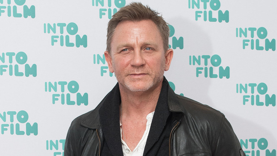 Daniel Craig attends the Into Film Awards - Getty - H 2019