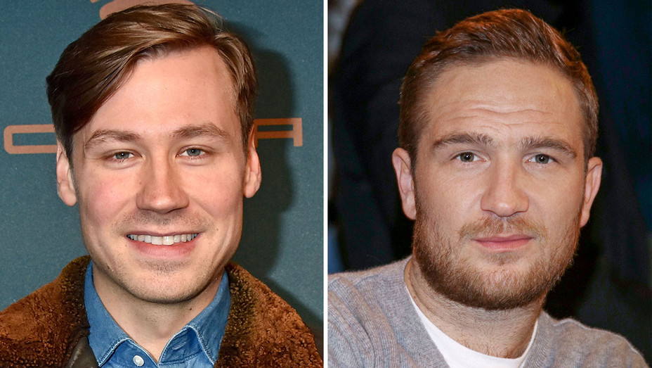 David Kross and Frederick Lau - Split-Getty-H 2019