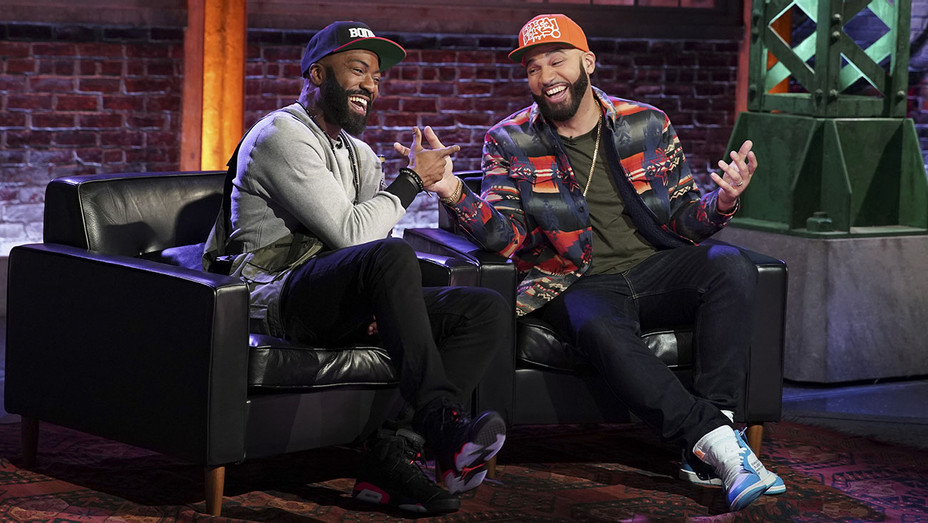 Desus Nice and The Kid Mero in DESUS & MERO (Episode 1) - Publicity -H 2019