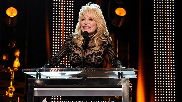 Dolly Parton - Getty