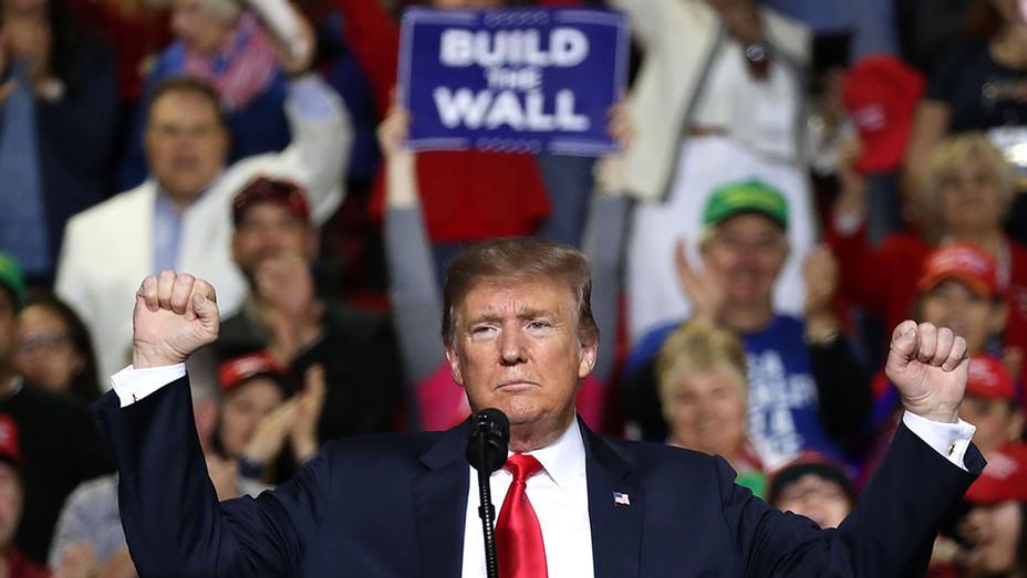 Donald Trump-rally-Getty-H 2019