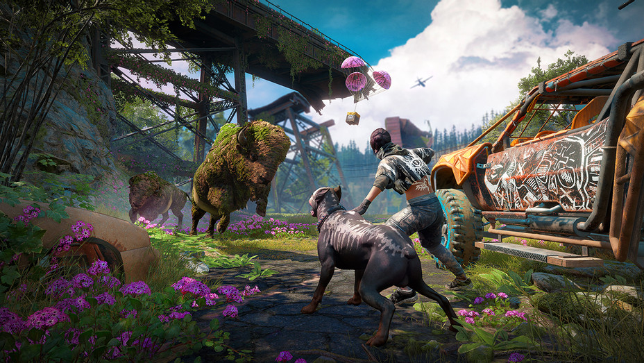 Far Cry New Dawn_Bison - Publicity - H 2019