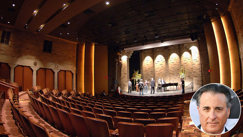 Geffen Playhouse- Andy Garcia Inset-Getty-H 2019