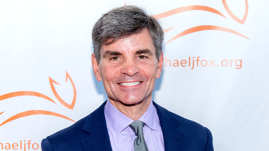 George Stephanopoulos - Getty - H 2019