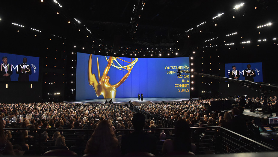 70th Emmy Awards Microsoft Theater - Getty - H 2019