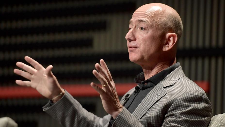 Jeff Bezos speaks onstage at WIRED25 Summit 2- Getty- H 2019