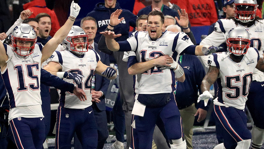 New England Patriots Celebrate Super Bowl LIII - Getty - H 2019