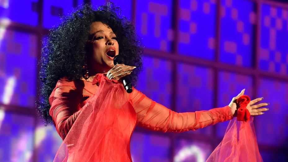 Diana Ross Grammy Performance - Getty - H 2019