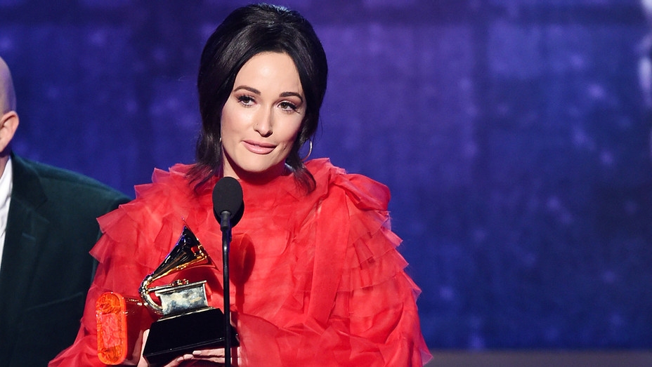 Kacey Musgraves Album Of The Year Grammys - Getty - H 2019