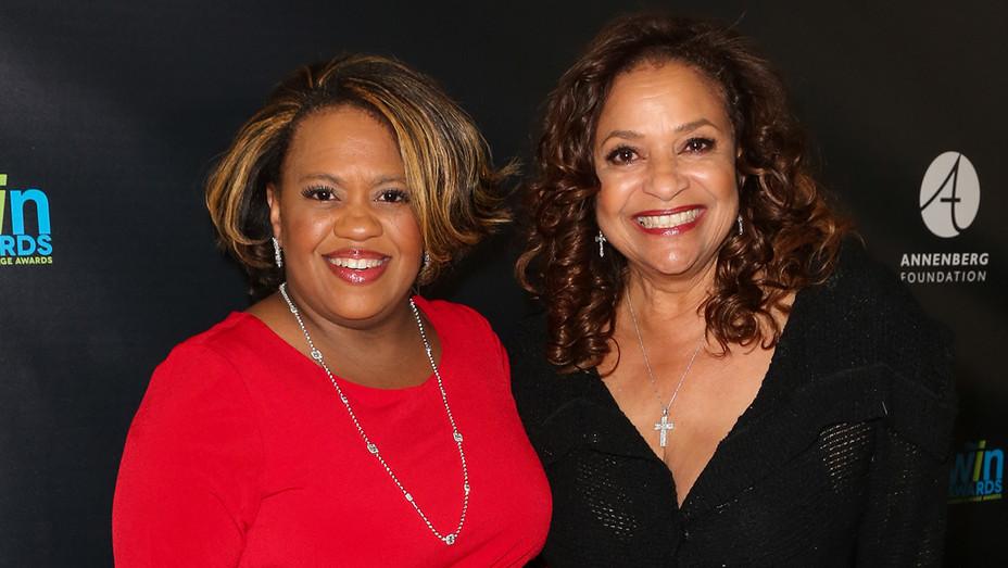 Chandra Wilson Debbie Allen Women Image Awards - Getty - H 2019