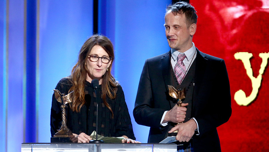 Nicole Holofcener Jeff Whitty Best Screenplay Film Independent Spirit - Getty - H 2019